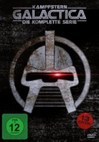Cover Kampfstern Galactica, TV-Serie, Poster