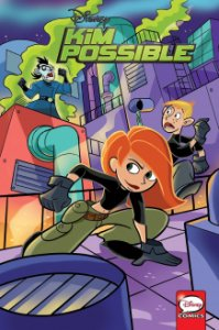 Kim Possible Cover, Online, Poster