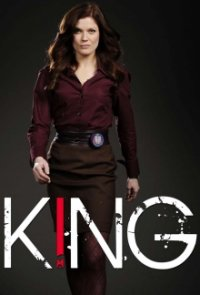 King Cover, Poster, King