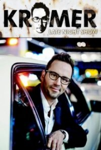 Krömer – Late Night Show Cover, Poster, Krömer – Late Night Show DVD