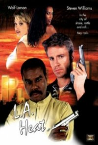Cover L.A. Heat, TV-Serie, Poster