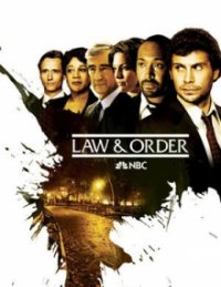 Law & Order Cover, Poster, Law & Order