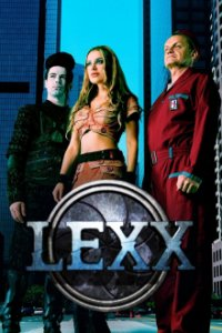 Lexx Cover, Online, Poster