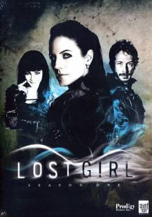 Lost Girl Cover, Poster, Lost Girl DVD