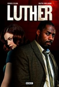 Luther Cover, Poster, Luther