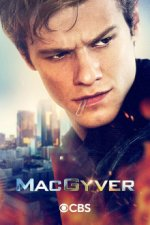 Cover MacGyver 2016, Poster MacGyver 2016