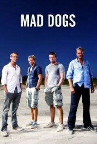 Cover Mad Dogs, TV-Serie, Poster