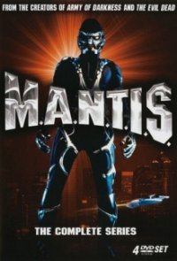 Cover M.A.N.T.I.S., TV-Serie, Poster