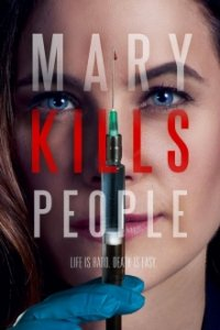 Mary Kills People Cover, Poster, Mary Kills People
