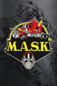 Cover M.A.S.K., M.A.S.K.