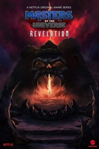 Poster, Masters of the Universe: Revelation Serien Cover
