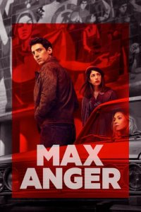 Poster, Max Anger - With One Eye Open Serien Cover