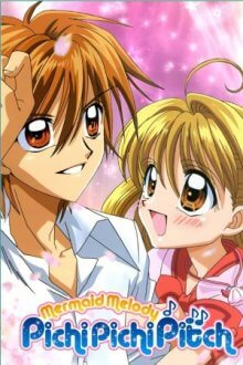 Mermaid Melody Pichi Pichi Pitch Cover, Online, Poster