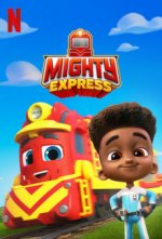 Cover Mighty Express, Poster Mighty Express