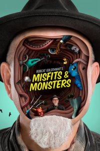 Cover Misfits & Monsters, Poster