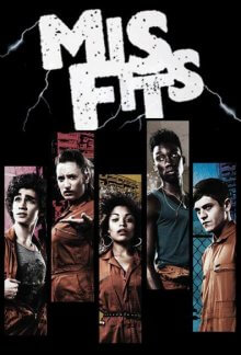Cover Misfits, Poster