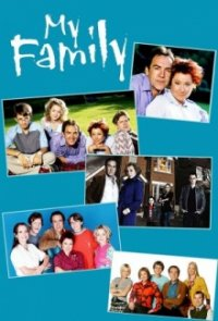 My Family Cover, Poster, My Family