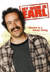 My Name is Earl Cover, Poster, My Name is Earl