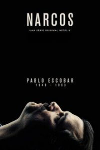 Cover Narcos, TV-Serie, Poster