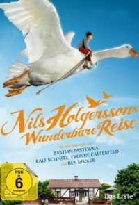 Nils Holgerssons wunderbare Reise Cover, Poster, Nils Holgerssons wunderbare Reise DVD