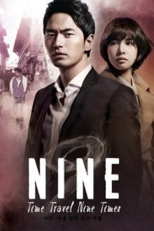 Poster, Nine: 9 Times Time Travel Serien Cover