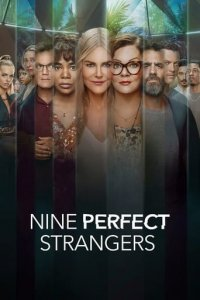 Nine Perfect Strangers Cover, Poster, Nine Perfect Strangers