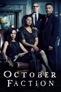 Cover October Faction, TV-Serie, Poster