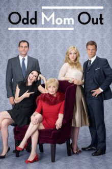 Cover Odd Mom Out, TV-Serie, Poster