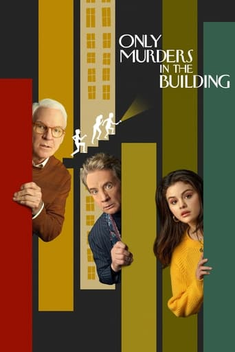 Only Murders in the Building, Cover, HD, Serien Stream, ganze Folge