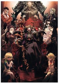 Overlord Cover, Poster, Overlord DVD