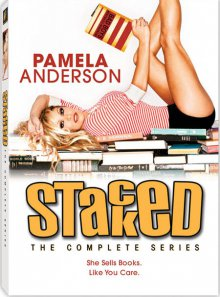 Cover Pamela Anderson in: Stacked, TV-Serie, Poster