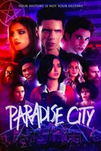 Cover Paradise City, Poster