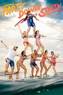 Poster, Party Down South Serien Cover