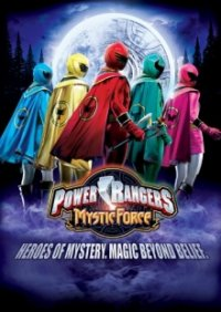 Cover Power Rangers Mystic Force, Poster