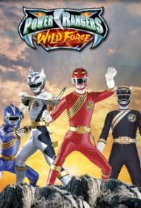 Power Rangers Wild Force Cover, Online, Poster
