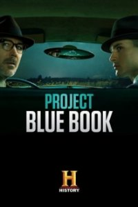 Cover Project Blue Book, Project Blue Book