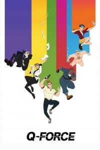 Poster, Q-Force Serien Cover