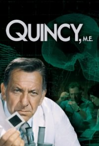 Cover Quincy, TV-Serie, Poster