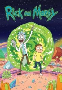 Rick and Morty Cover, Rick and Morty Poster, HD