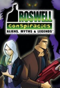 Roswell Conspiracies - Die Aliens sind unter uns Cover, Online, Poster