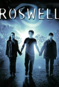 Roswell Cover, Poster, Roswell DVD