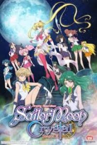 Cover Sailor Moon Crystal, TV-Serie, Poster