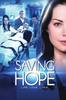 Cover Saving Hope, Poster