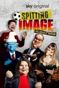 Poster, Spitting Image: The Krauts' Edition Serien Cover