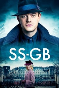 SS-GB Cover, Poster, SS-GB DVD