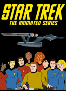 Star Trek: The Animated Series Cover, Online, Poster