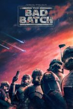 Cover Star Wars: The Bad Batch, Poster Star Wars: The Bad Batch