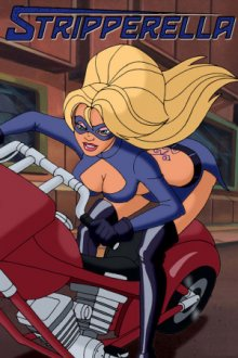 Stripperella Cover, Online, Poster