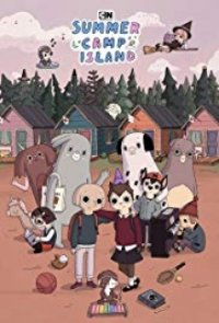 Poster, Summer Camp Island Serien Cover