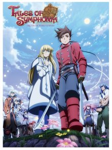 Cover Tales of Symphonia, TV-Serie, Poster